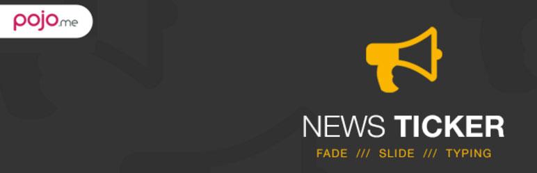 News Ticker - Responsive WordPress Plugin