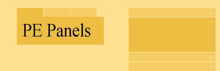PE Panels - Free Accordion WordPress Plugin