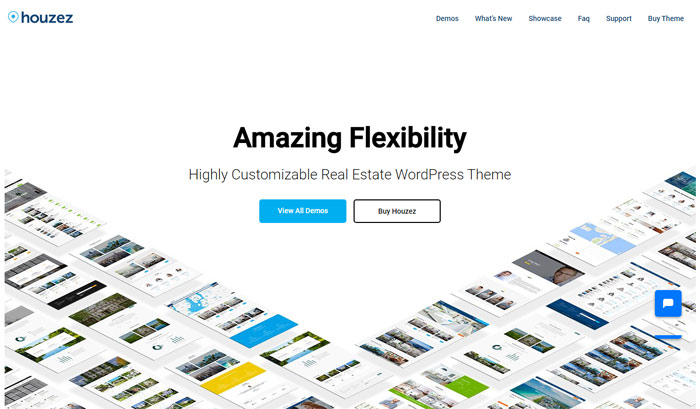 houzez real estate wordpress theme 1 - Top 20 Best Selling WordPress Themes in Themeforest 2019