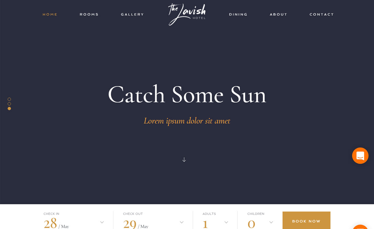 Haven - Multiple Hotel/Resorts Booking Theme