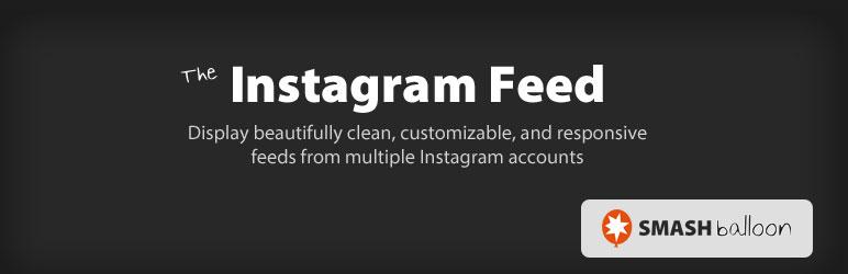 Instagram Feed - Instagram Feed Manager Plugin
