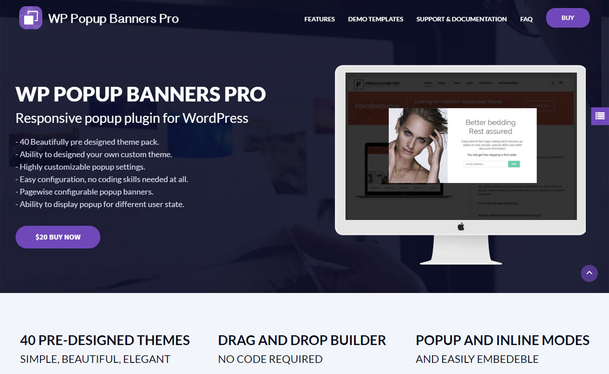 WP Popup Banners Pro - Premium Ultimate Popup Plugin