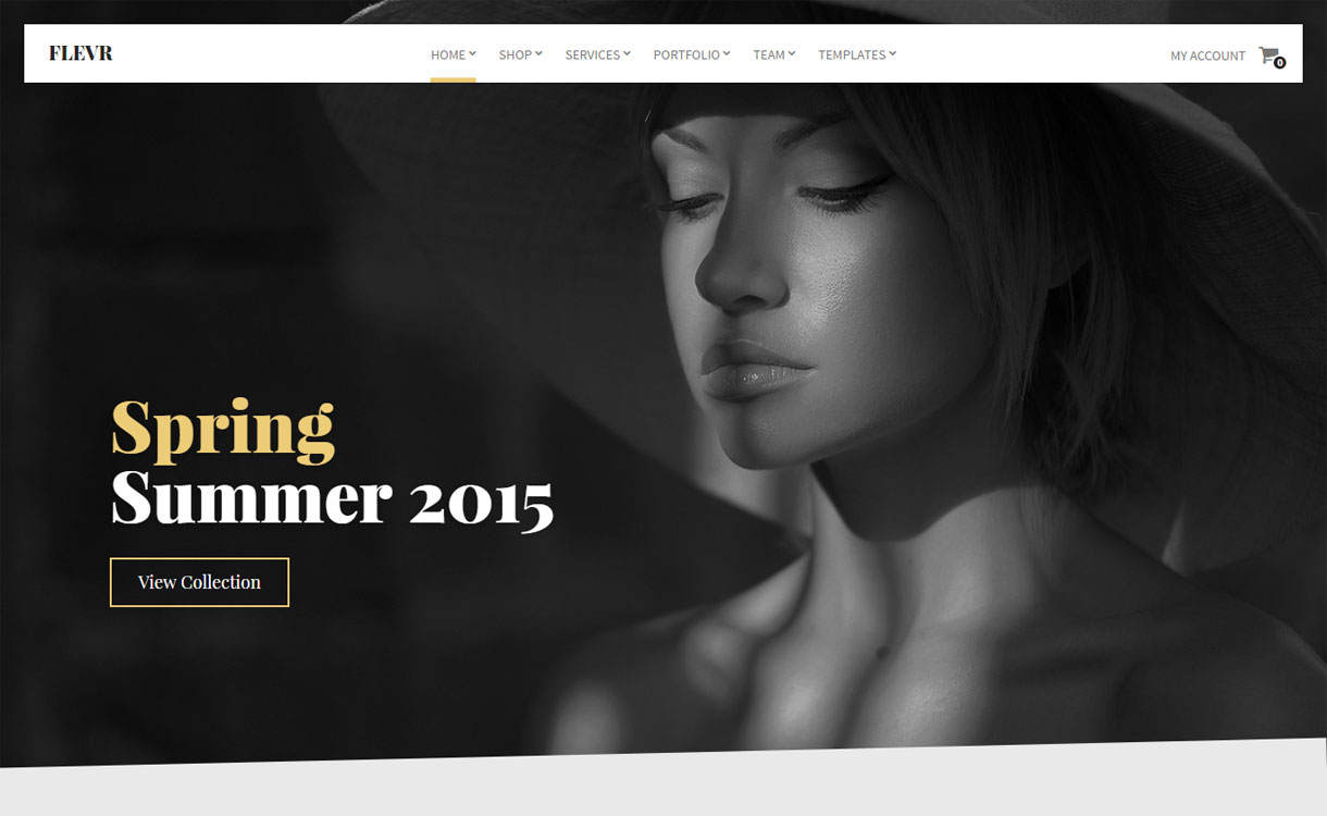 Flevr - Premium WooCommerce WordPress Theme