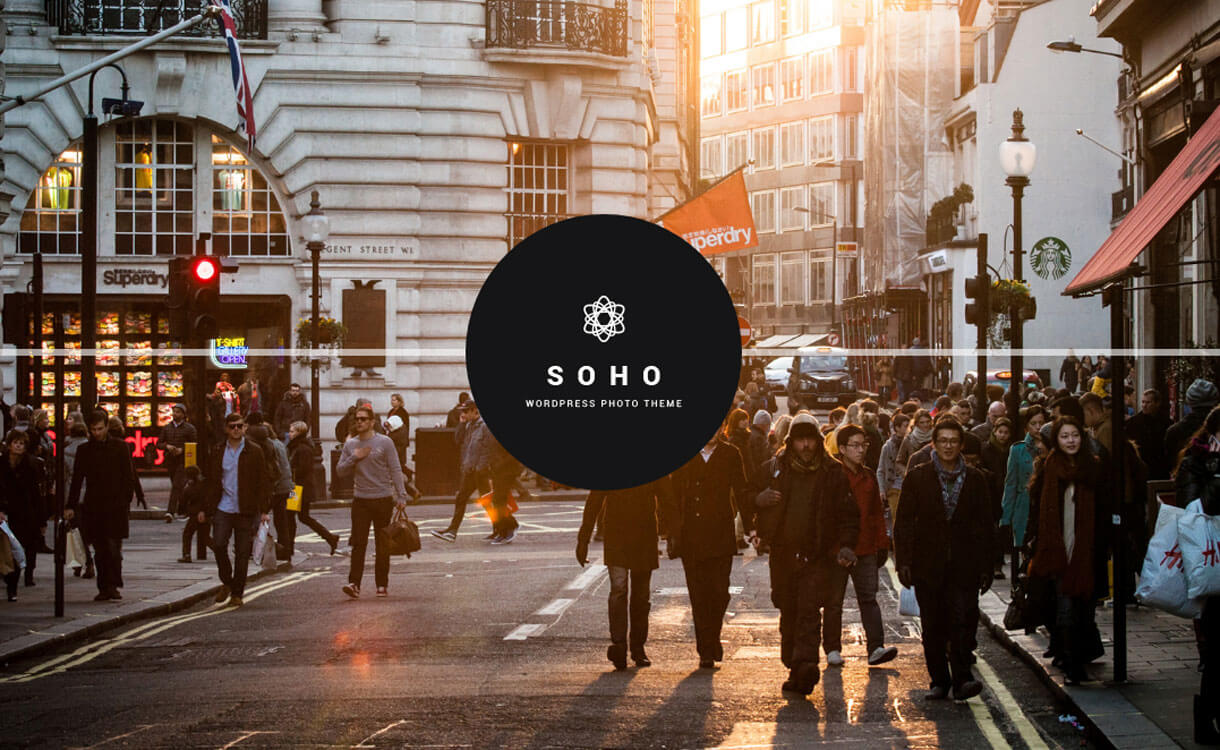 SOHO - Best WordPress Video Theme