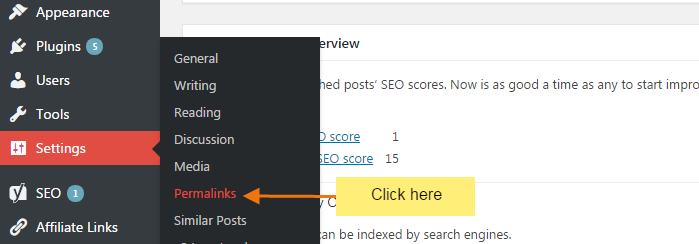 goto permalinks page - How to remove Category base from WordPress URLs