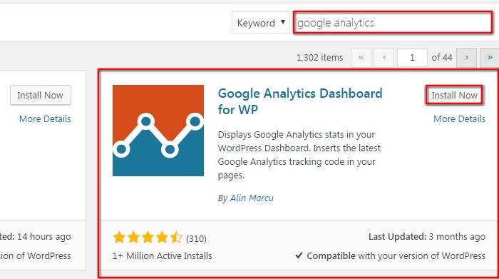 install google analytics - How to setup Google analytics on your WordPress website