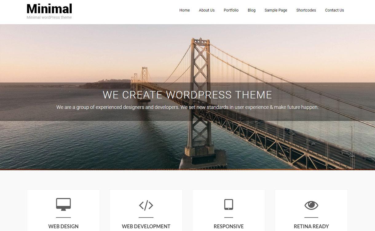 Naturo Lite - Free Multipurpose WordPress Theme