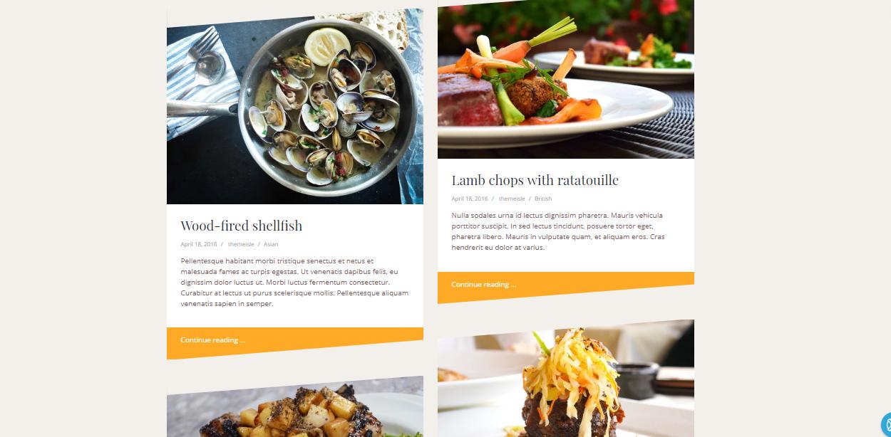 oblique pro - 30+ Best Premium WordPress Blog Themes 2020