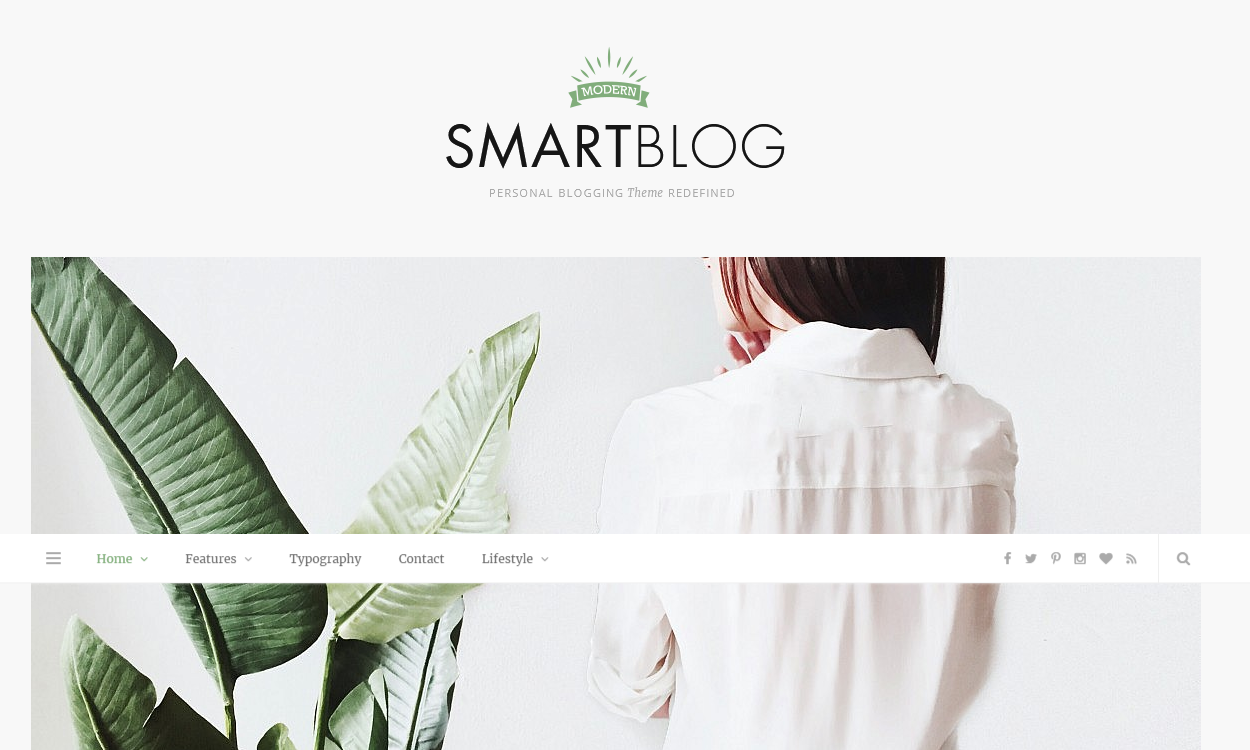 smartblog - 30+ Best Premium WordPress Blog Themes 2020