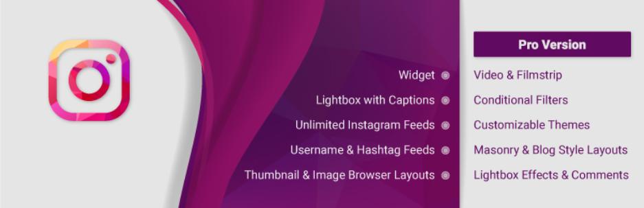 Instagram Feed WD - Top 5 Free Instagram Feed WordPress Plugins