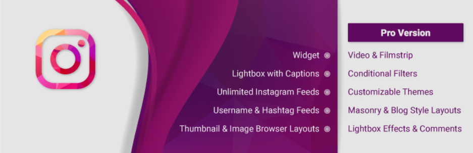 Instagram Feed WD - Free WordPress Plugin