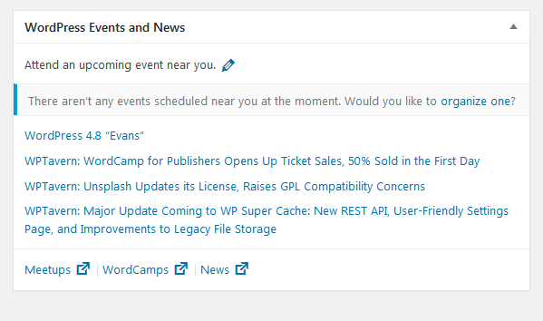 news and events - WordPress 4.8 Released! What's New Features on WordPress 4.8?
