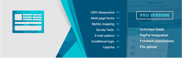 Form Maker - Best Free WordPress Form Builder Plugins