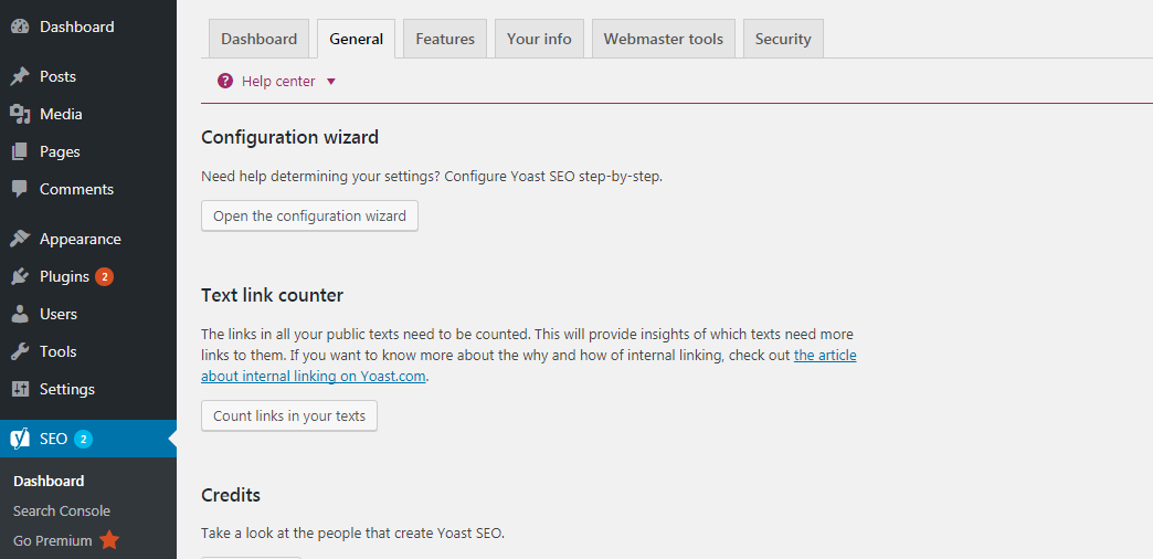 how to install and setup yoast seo plugin