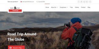 Travel Tour - Professional Travel WordPress Theme