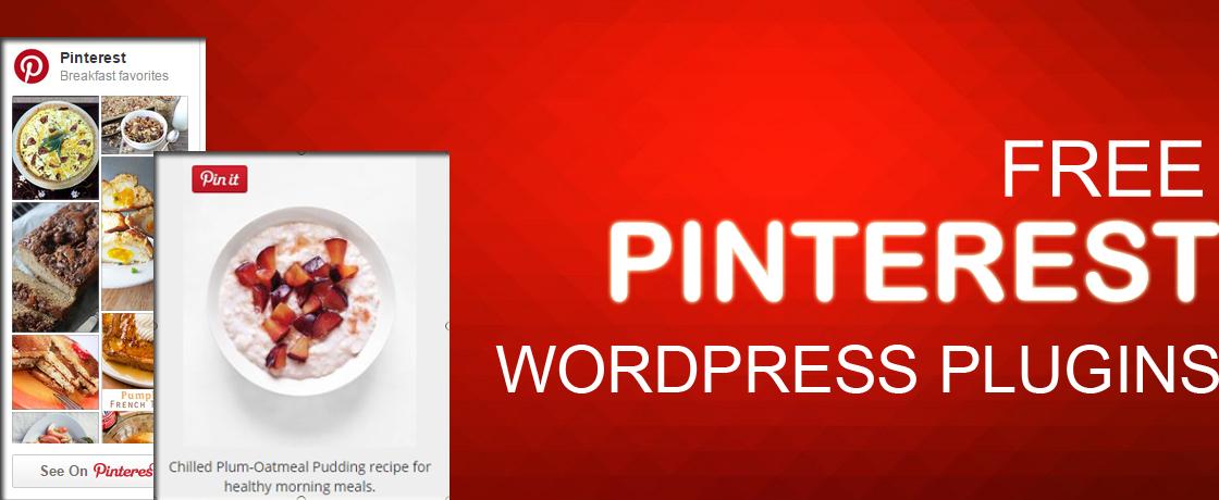 Free Pinterest WordPress Plugins