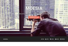 Moesia - Free WordPress Business Theme
