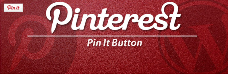 Pinterest Pin It Button - WordPress Pinterest Plugin