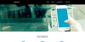 Sweet Heat - Free WordPress Business Theme