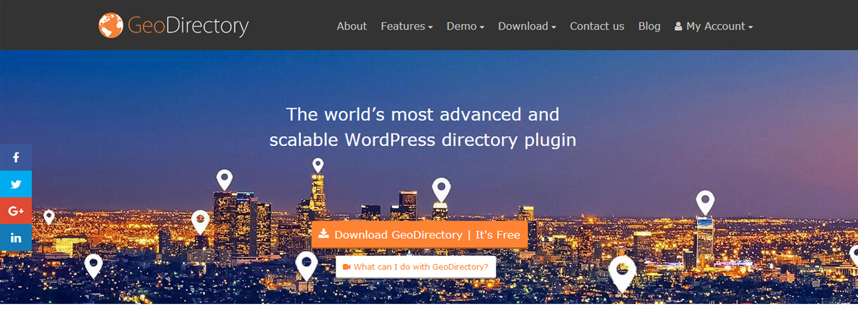 geodirectory wordpress deal - Best WordPress Deals for Black Friday and Cyber Monday 2017