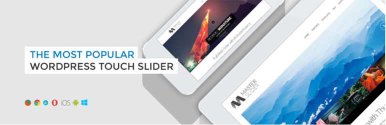 Master Slider-WordPress Slider Plugin