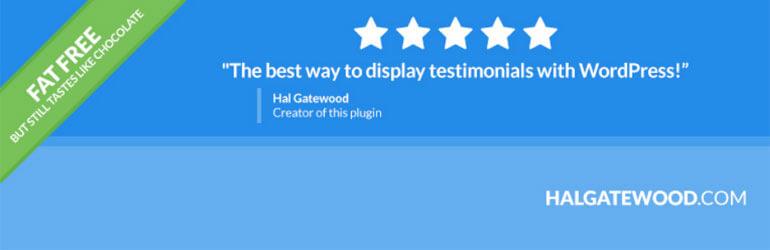 testimonial rotator free wordpress testimonial plugins - 5+ Best Free WordPress Testimonial Plugins