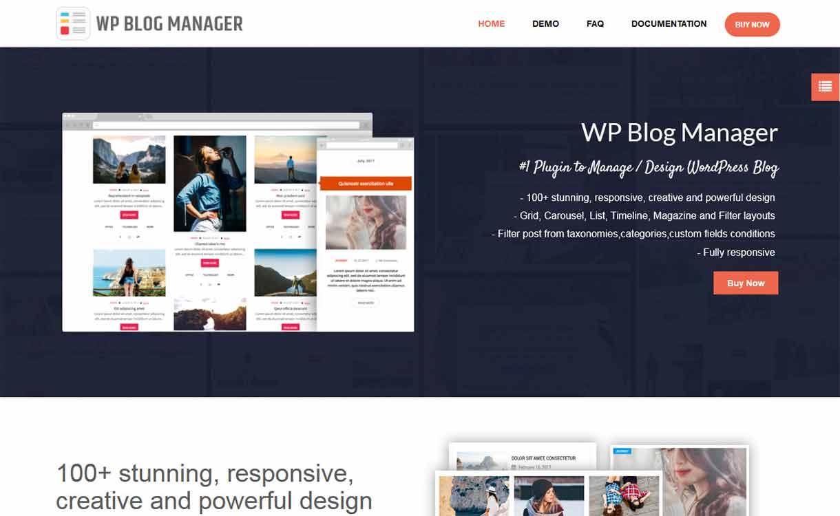 wp blog manager premium wordpress blog manager plugins - 5+ Best WordPress Blog Manager Plugins