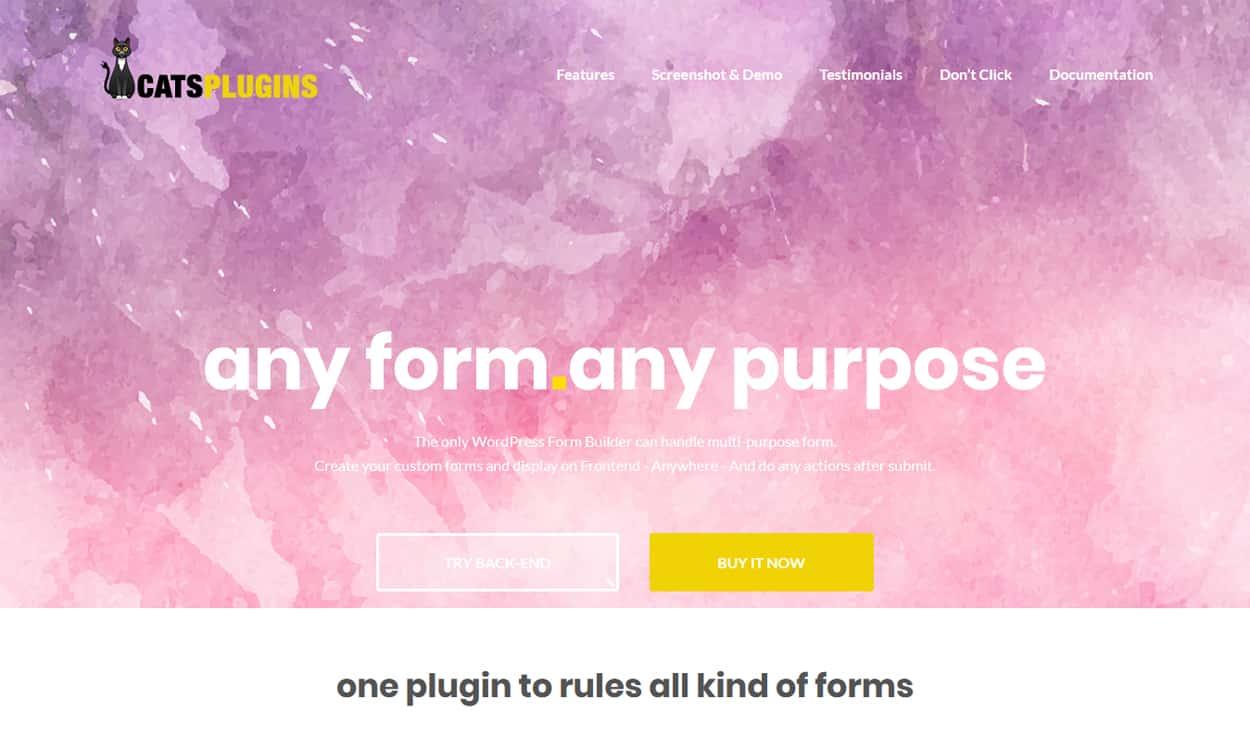frontend submit pro best premium wordpress frontend posting plugins - 5+ Best WordPress Frontend Posting Plugins