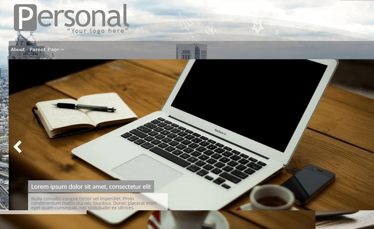 personal portfolio - 15 Best Free WordPress Portfolio Themes For 2019