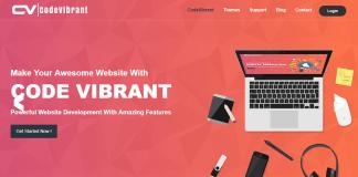 CodeVibrant-Customization-Theme