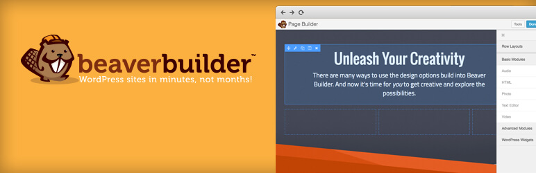 beaver builder lite - Top WordPress Plugins To Enhance Your Web Design