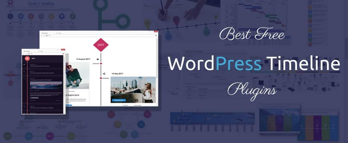 Best Free WordPress Timeline Plugins