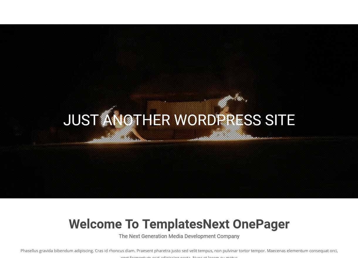 i amaze best free wordpress themes february - 21+ Best Free WordPress Themes February 2018