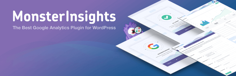 monsterinsights - Top WordPress Plugins To Enhance Your Web Design