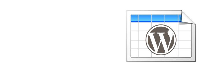 tablepress - Top WordPress Plugins To Enhance Your Web Design