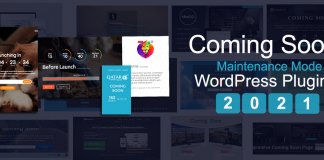 Free WordPress Coming Soon/Maintenance Mode Plugins