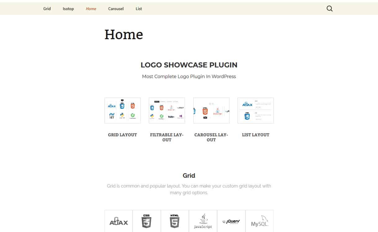 logo showcase plugin - 5+ Best WordPress Clients Logo Gallery Plugins