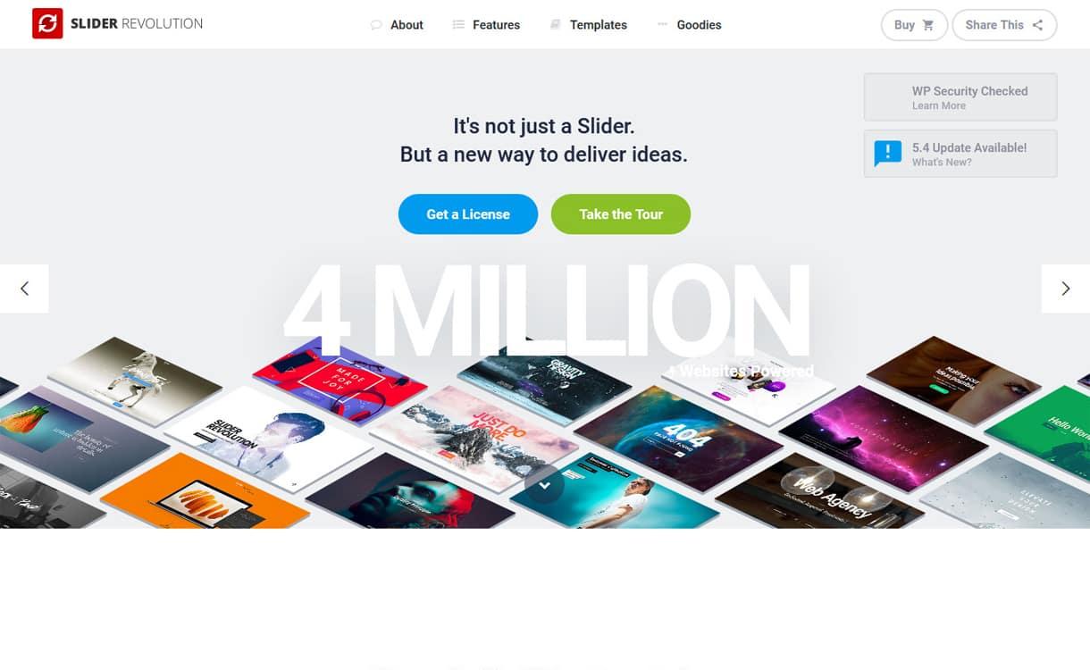 slider revolution - 5+ Best WordPress Slider Plugins (Premium Collection)