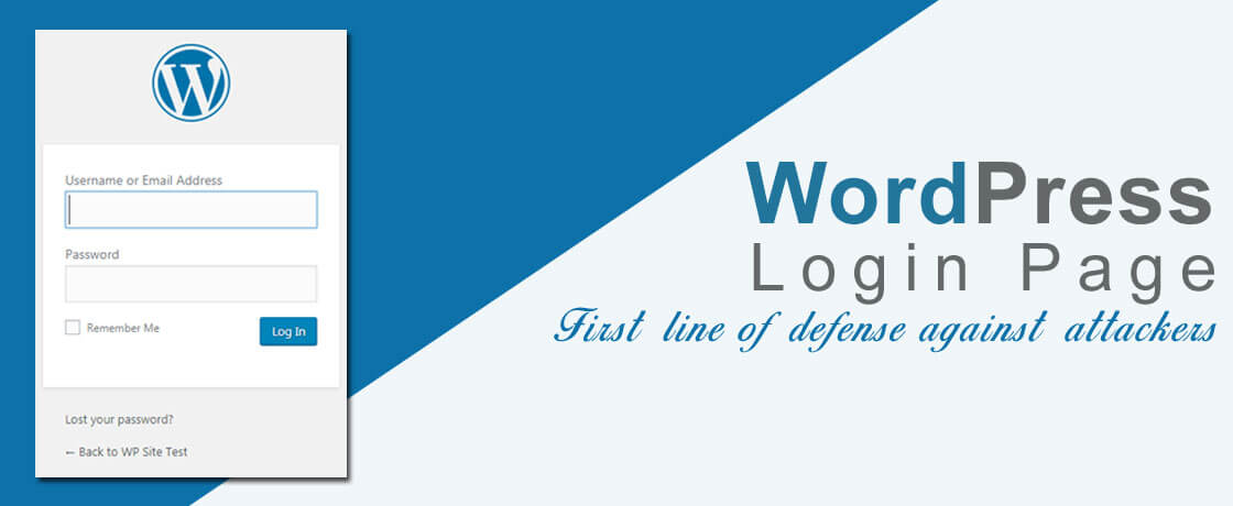 WordPress Login Page: First Line of Defense Against Attackers