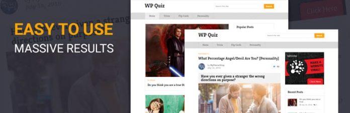 WP Quiz - Best Quiz Plugin for WordPress