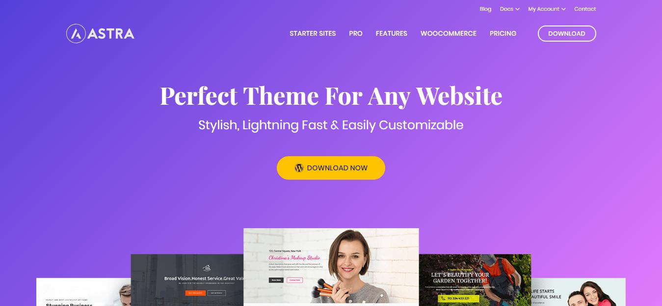 Astra – Best Multipurpose WordPress Theme