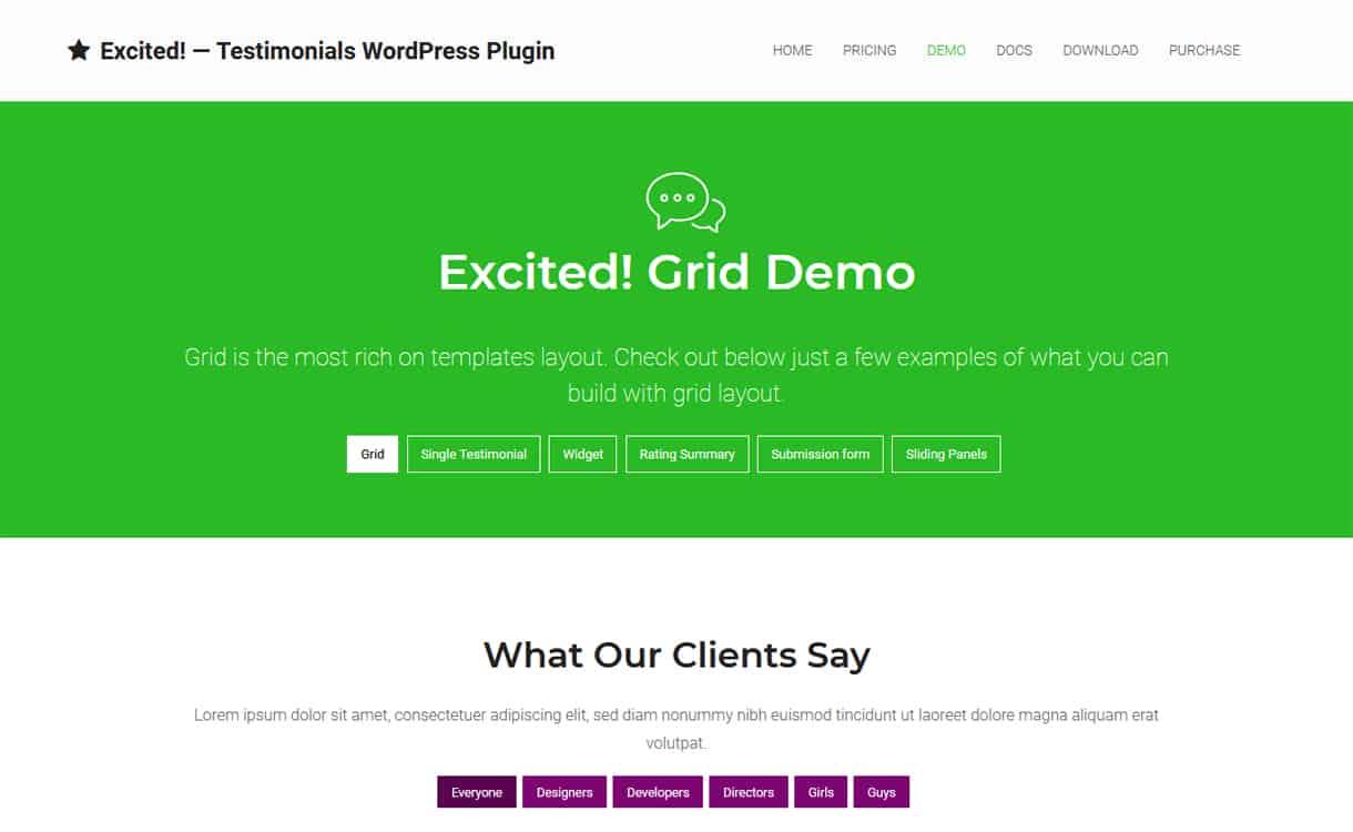 testimonials showcase for wordpress - 5+ Best WordPress Testimonial Plugins (Premium Collection)