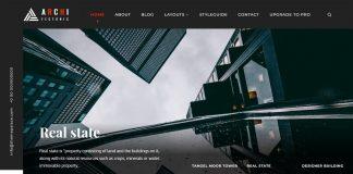 Architectonic - Free WordPress Multipurpose Theme