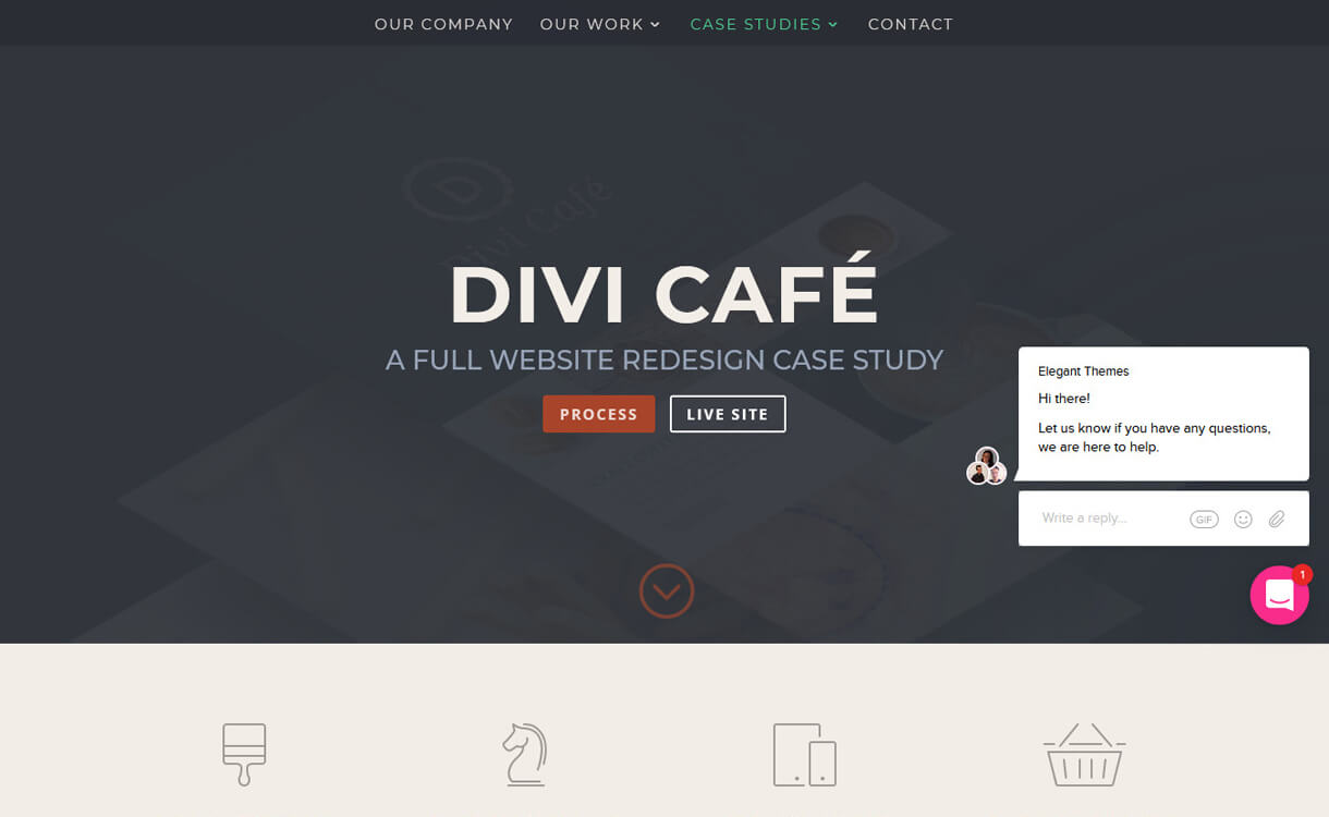 divi 1 - Divi or Avada: Which is the perfect WordPress theme?