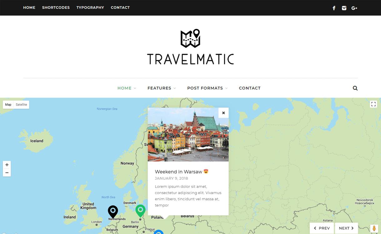 21+ Best WordPress Travel Blog Themes 2021