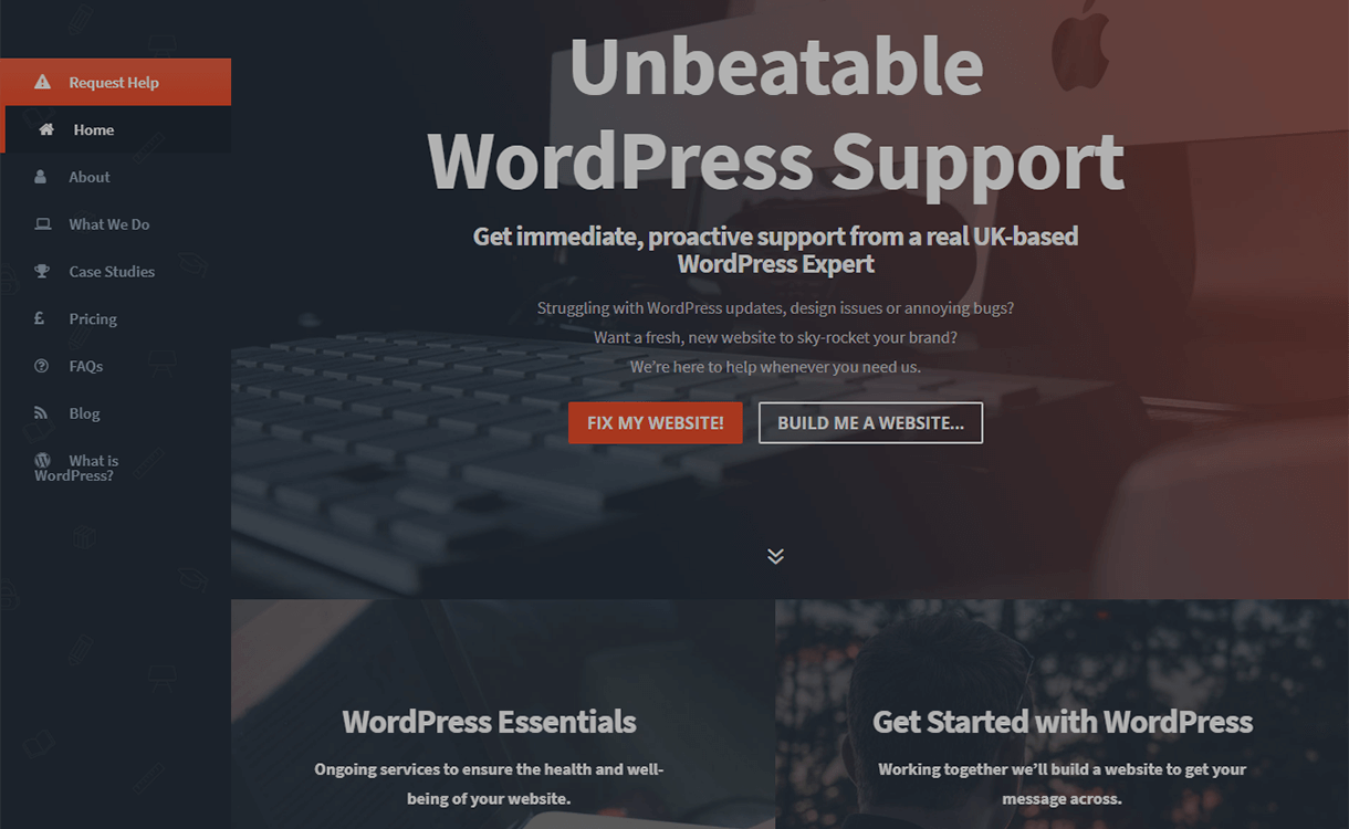 ProWP-Support-Theme