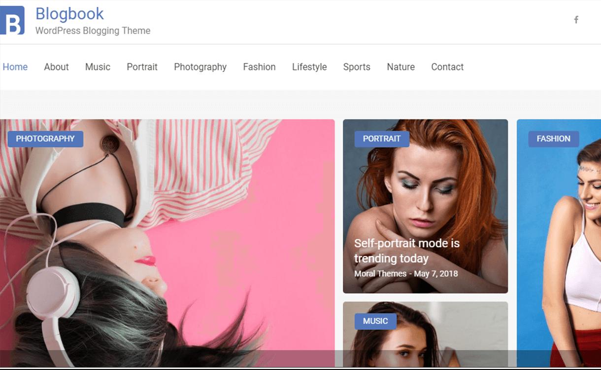 21+ Best Free WordPress Themes June 2018