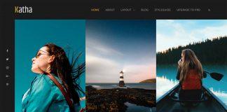 Katha - Free WordPress Multipurpose Theme