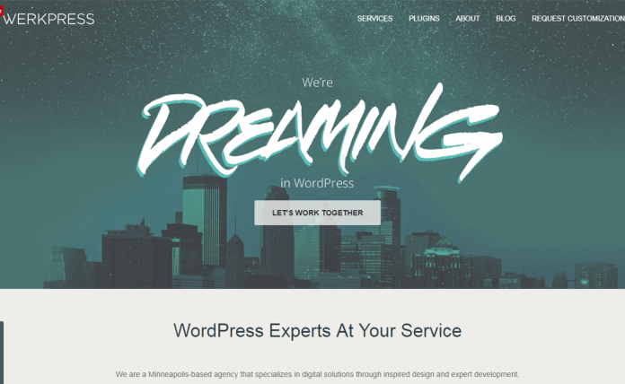 WerkPress-Customization-Theme