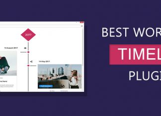 Best WordPress Timeline Plugins